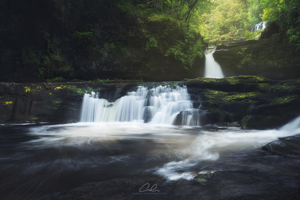 Clun Geyn Falls