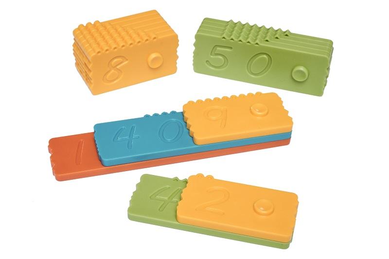 Spaß mit Zahlen ist ein innovatives, pädagogisch wertvolles Spielzeug für Kinder von 3-9 Jahren.