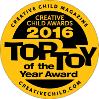 The newmero bricks got TopToy of the year 2016 from Creative Child Award