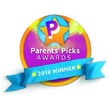 Parents Picks 2018 Winner newmero
