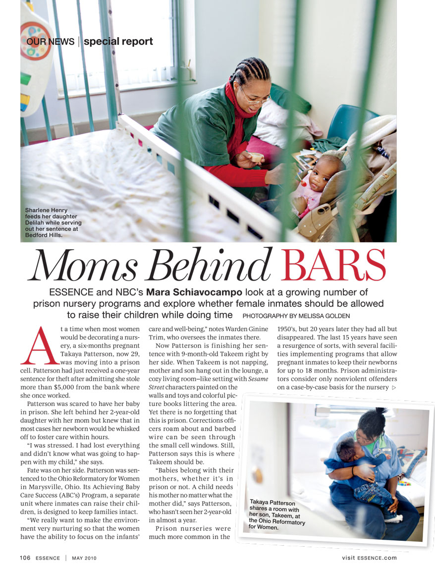 Mothers Giving Birth in Prison