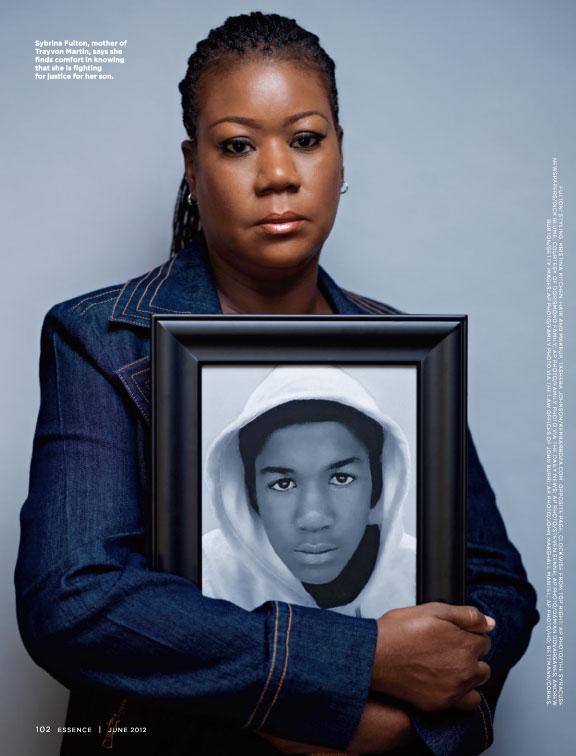 Sabrina Fulton, Trayvon Martin's Mother