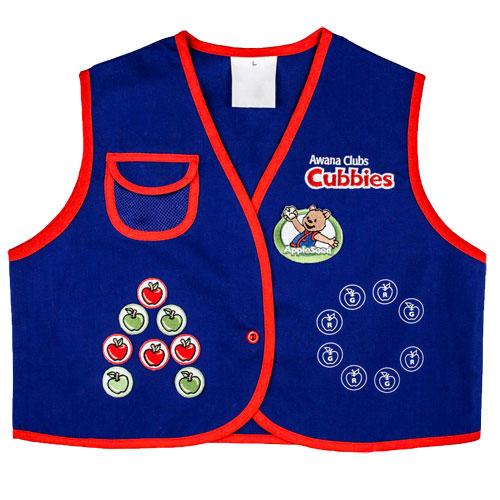 Cubbies Uniform - $10