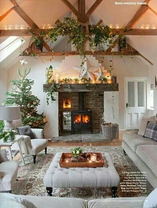 Image via Country Homes and Interiors