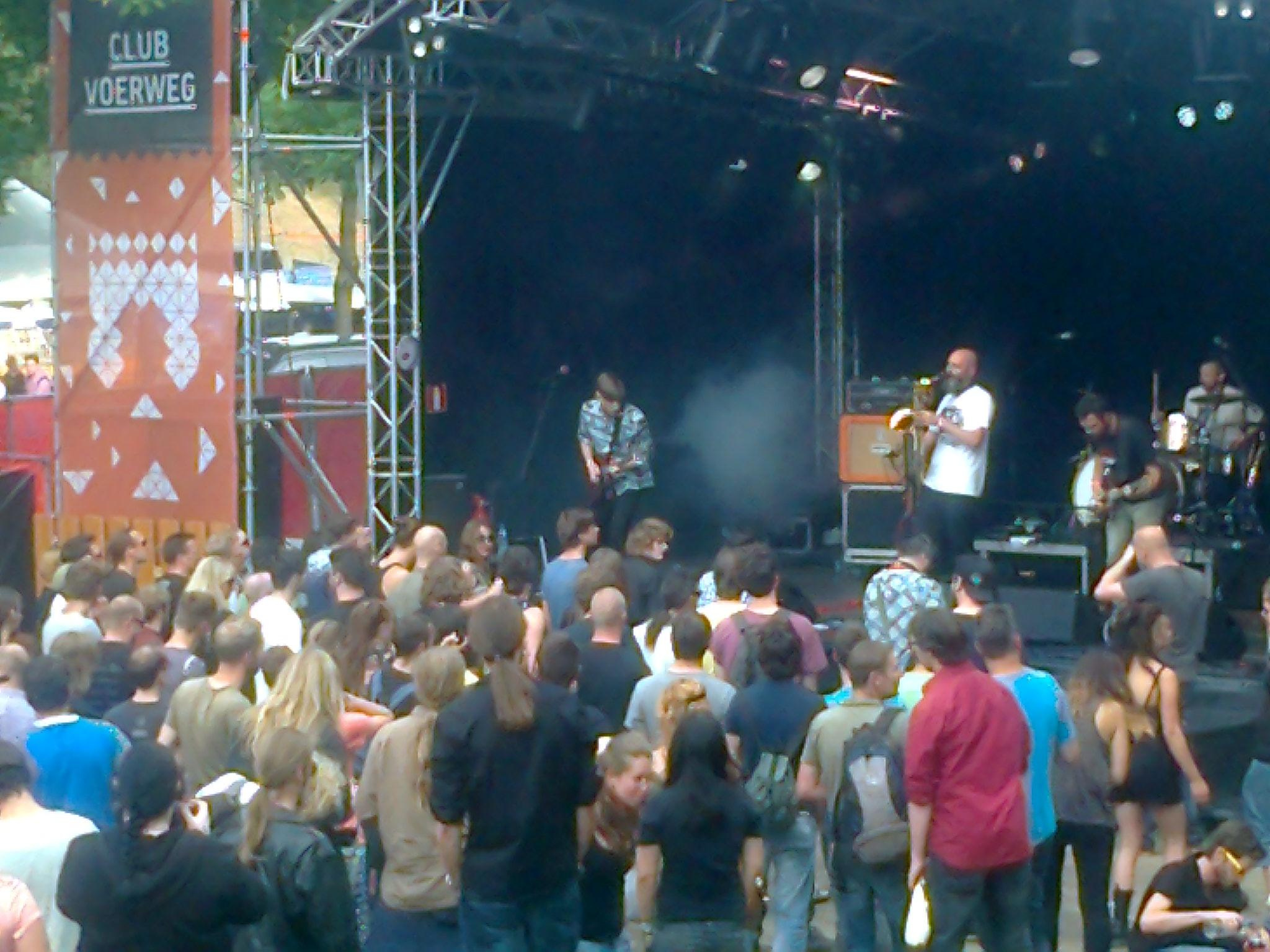 MANNHEIM Valkhof Festival