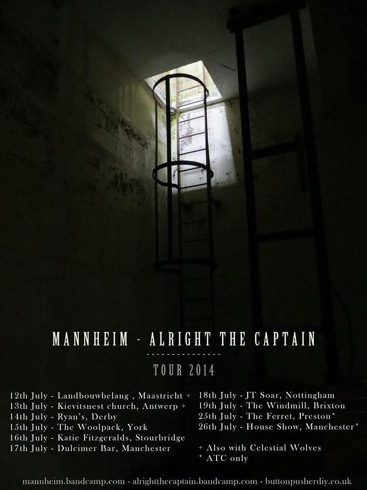 Mannheim UK Tour