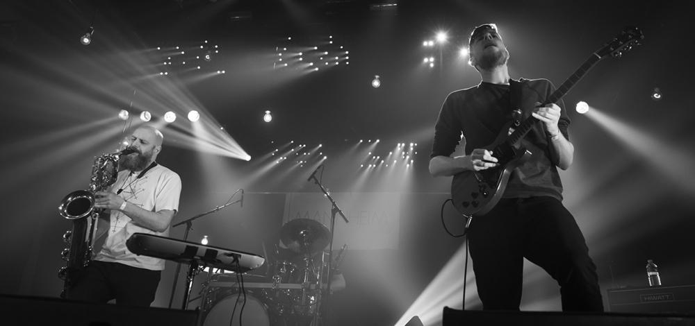 MNHM live @ Dunk! Festival 2014