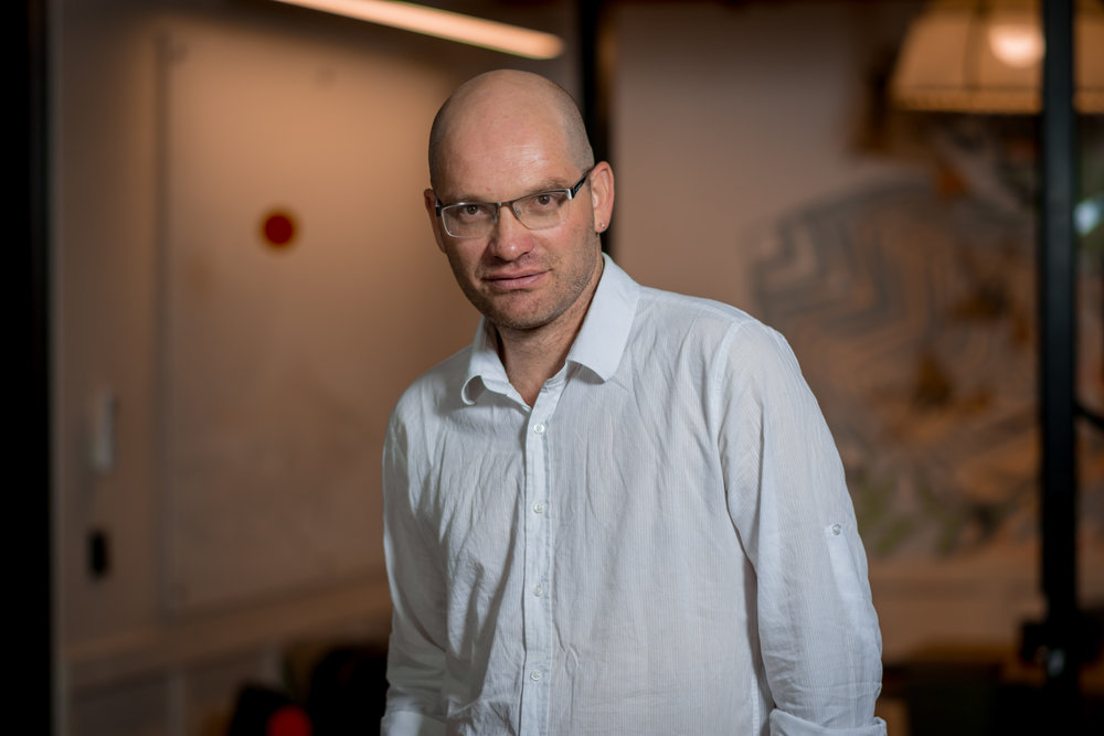 Даниэль Веиль,  Главный редактор изменений