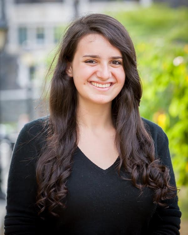 Odelia Lorch: Programs Associate