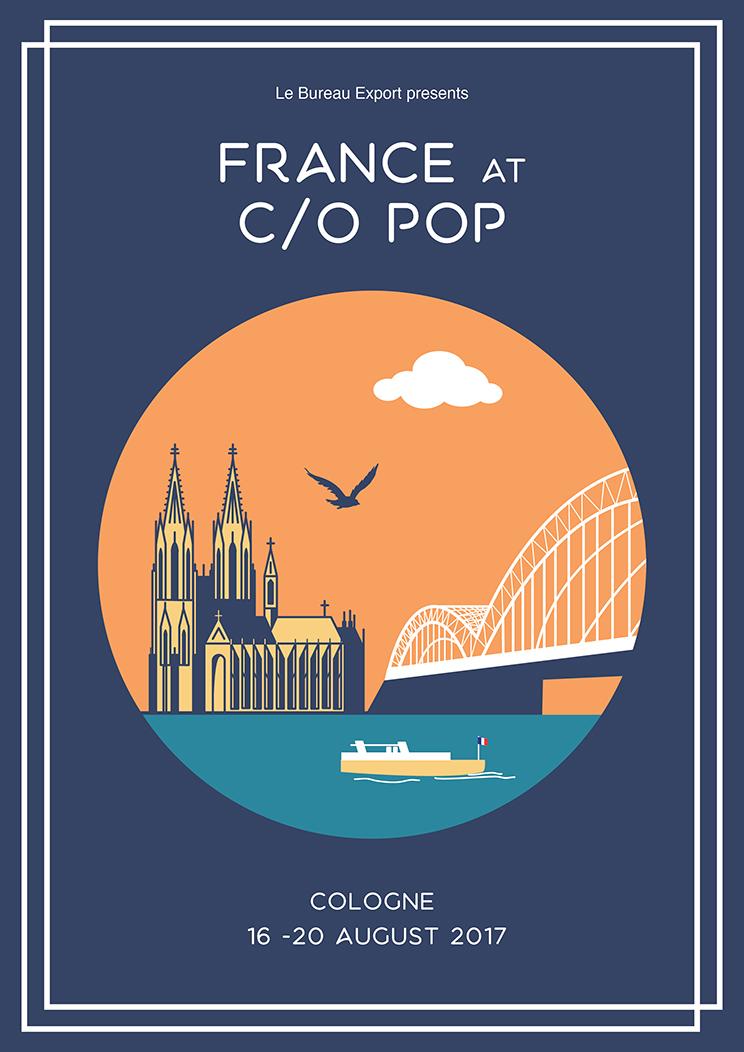 France at C/O Pop festival