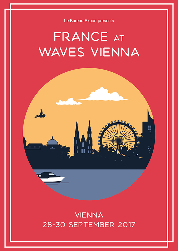 France at Waves Vienna