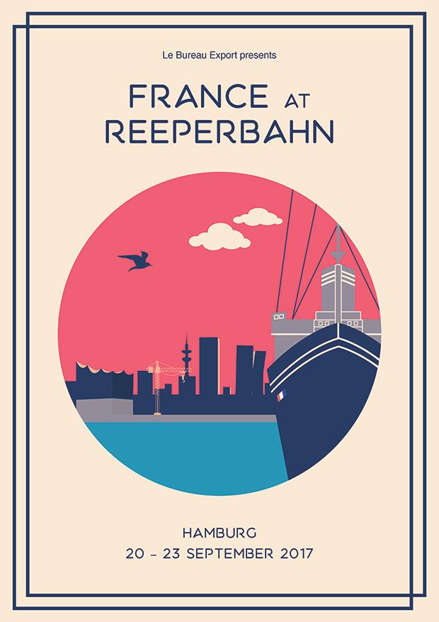 France at Reeperbahn festival