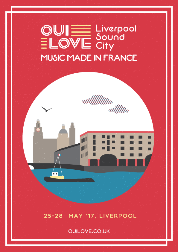 France at Liverpool Sound City