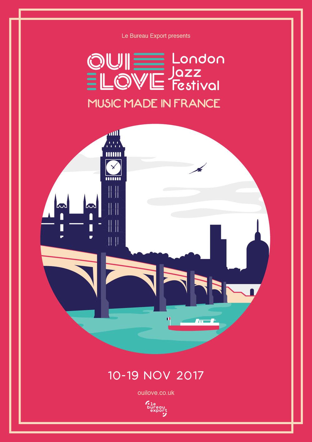 France at London Jazz Festival