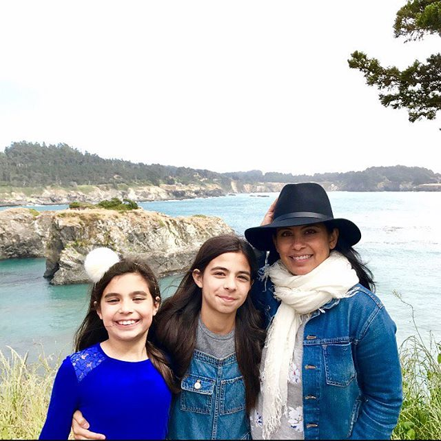 #fbf to family weekend on the #mendocino coast. #sisters #mom #momlife #daughter
