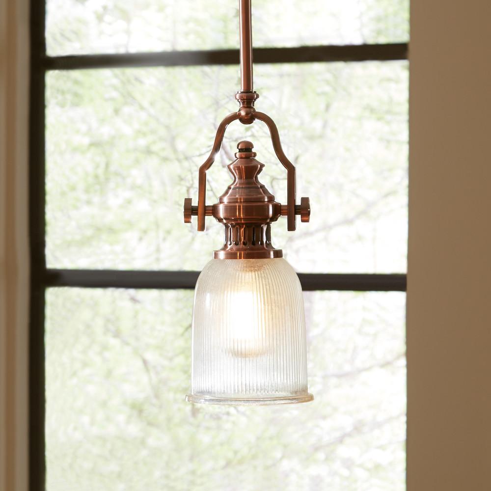 affordable farmhouse kitchen pendant lights farmhouse kitchen lighting Winslow Mini Pendant by Birch Lane