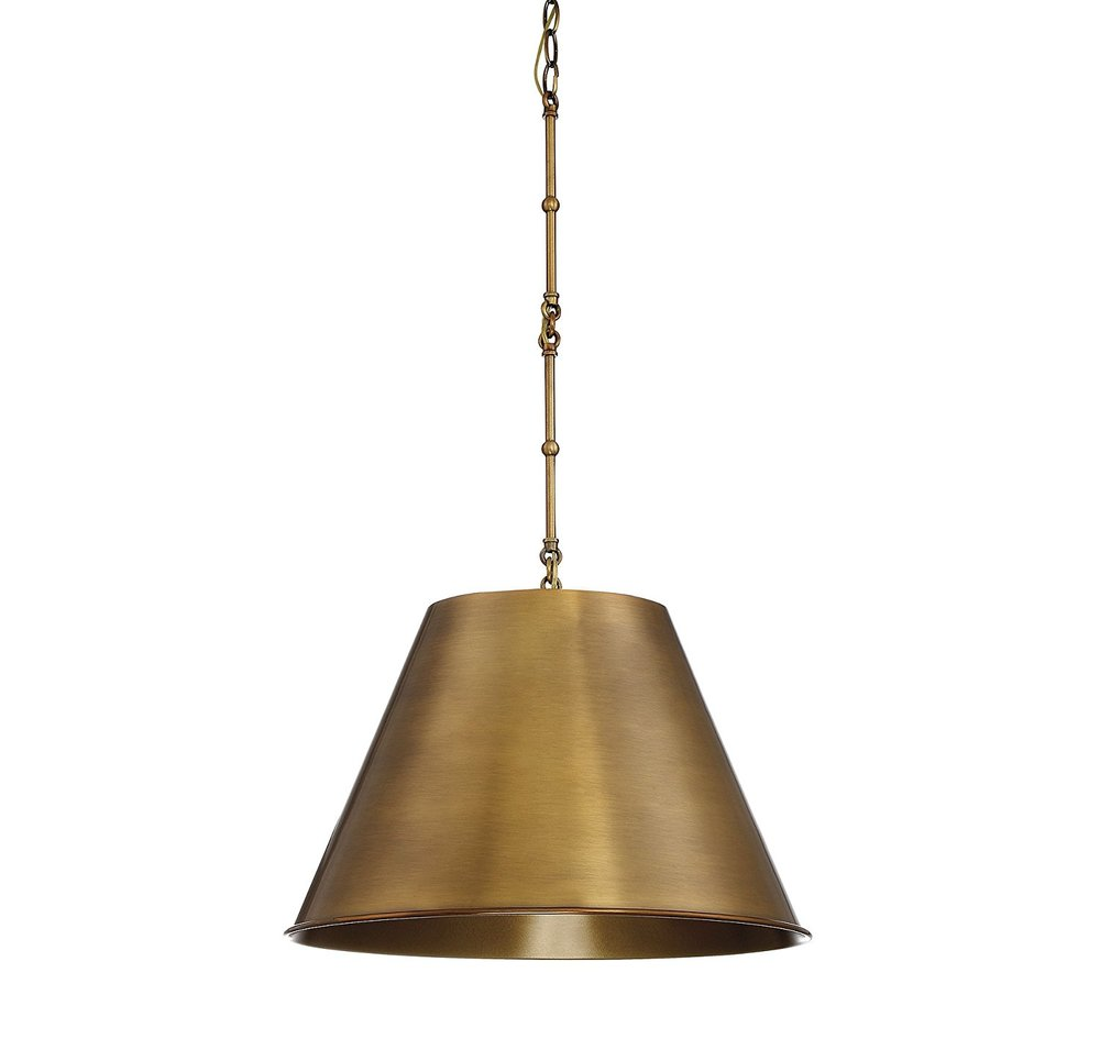 Savoy House Alden 1 Light Pendant  - $168.30
