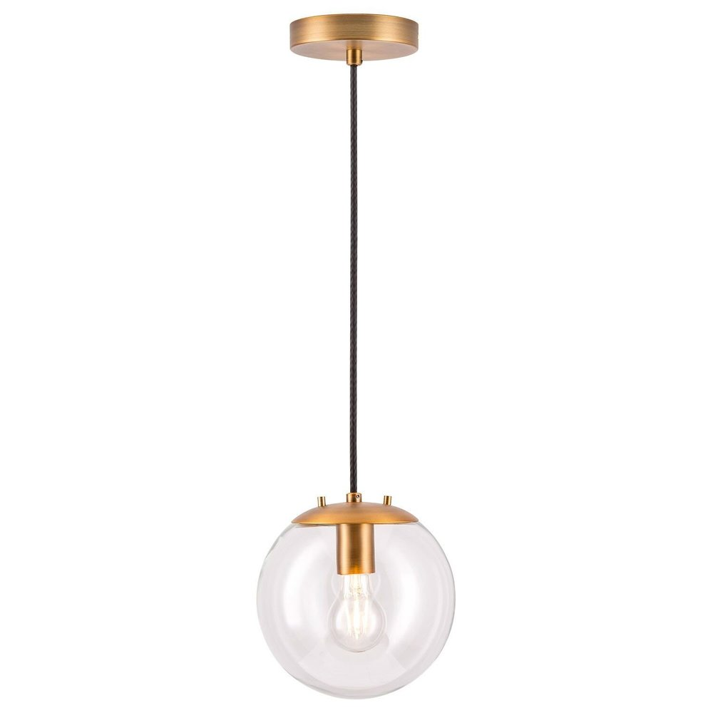 Sferra LED Industrial Kitchen Pendant Light  - $59.99