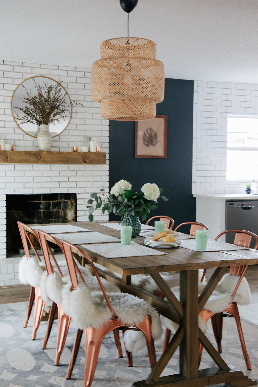 Orlando Interior Designer Home Renovation before and after