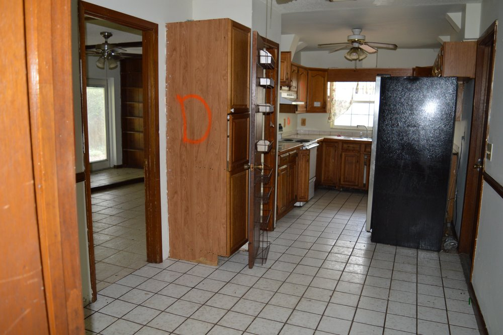 Orlando Kitchen Renovation Before and after