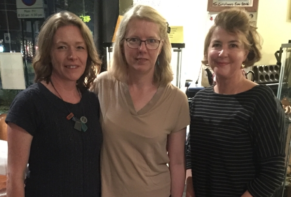 Caroline Green, Emma Darwin, Kellie Jackson