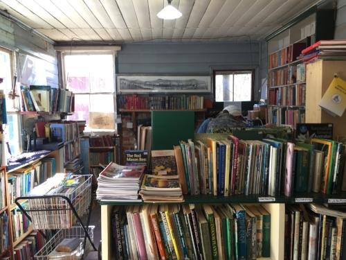 Slado's bookshop, Sofala