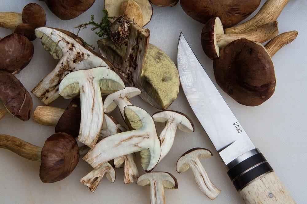 ketoflex mushrooms dinner
