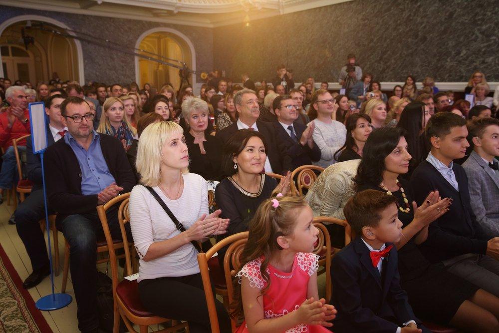 """Зрители фестиваля """"Волшебная симфония 2017"""""""
