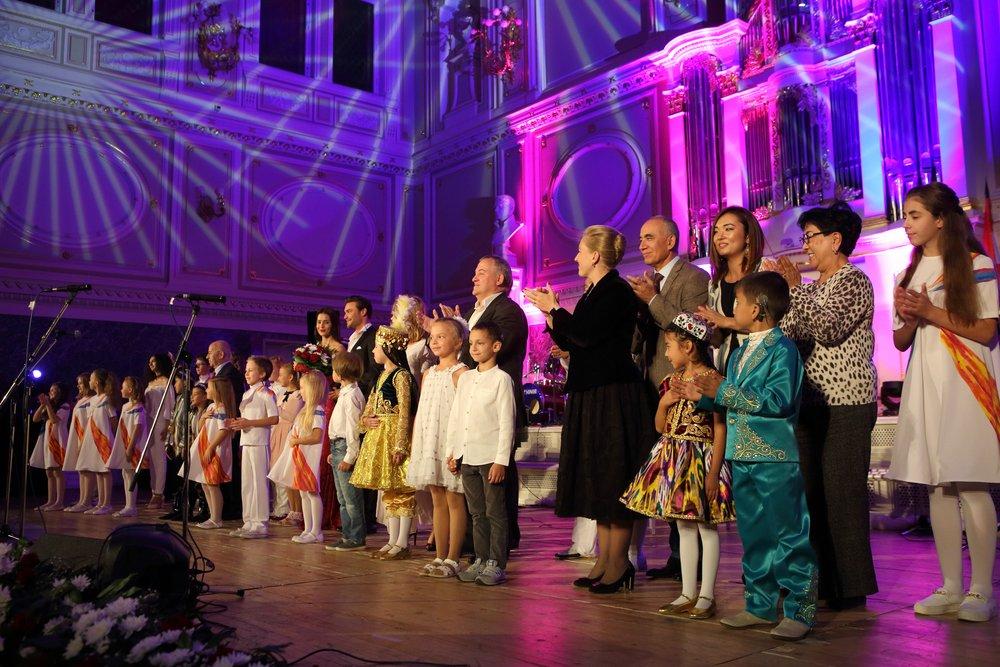 Примите участие   Волшебная симфония III    Отправить заявку