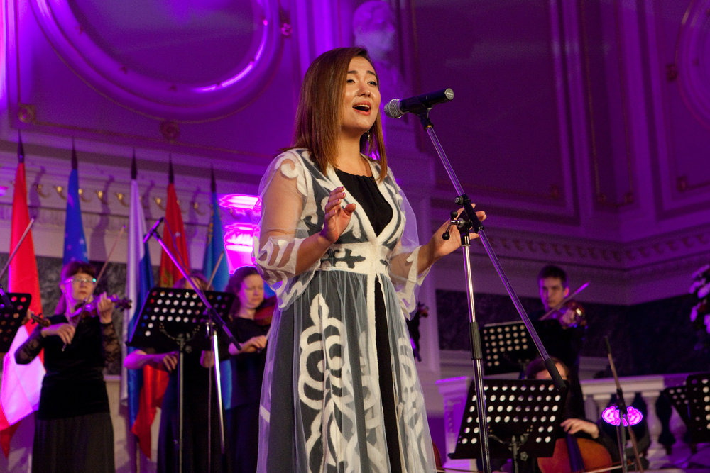 Айгерим Тутова (Казахстан)