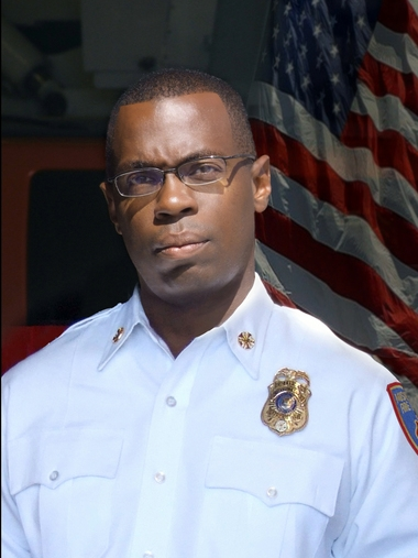 <b>Chris Dean</b> <br> Muskegon Heights<br>Fire Chief