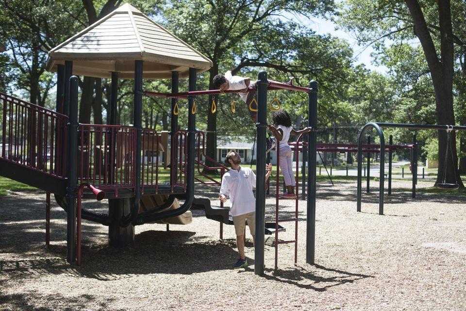 Park Sites - Parks Director: Megan DicksonSeyferth Park: Josh StingerSmith-Ryerson Park: Glendia PorterReese Park: Katie Flaska