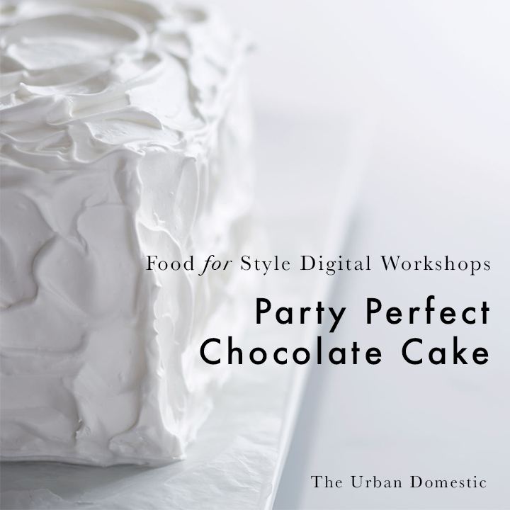 Party Perfect Chocolate Cake One feed-a-crowd, party perfect dessert recipe that will make you famous.  For real.