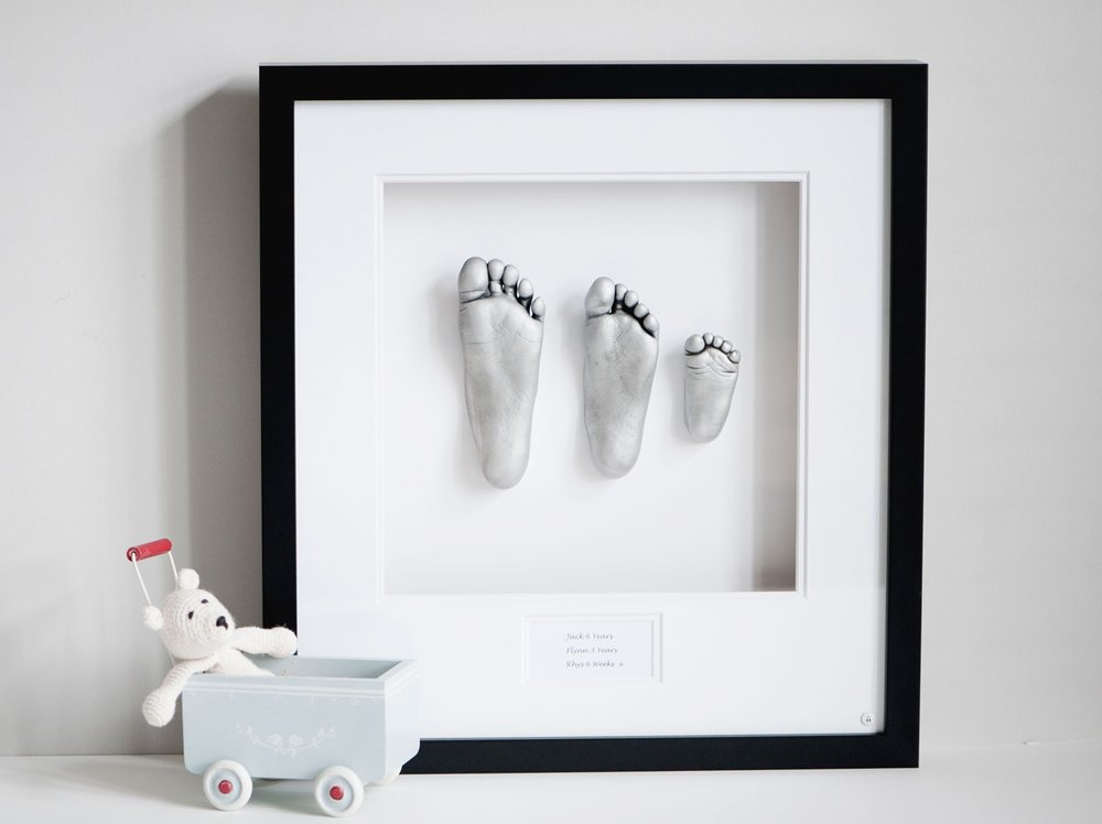 Sibling Casting Set - Black Frame - From £199.00