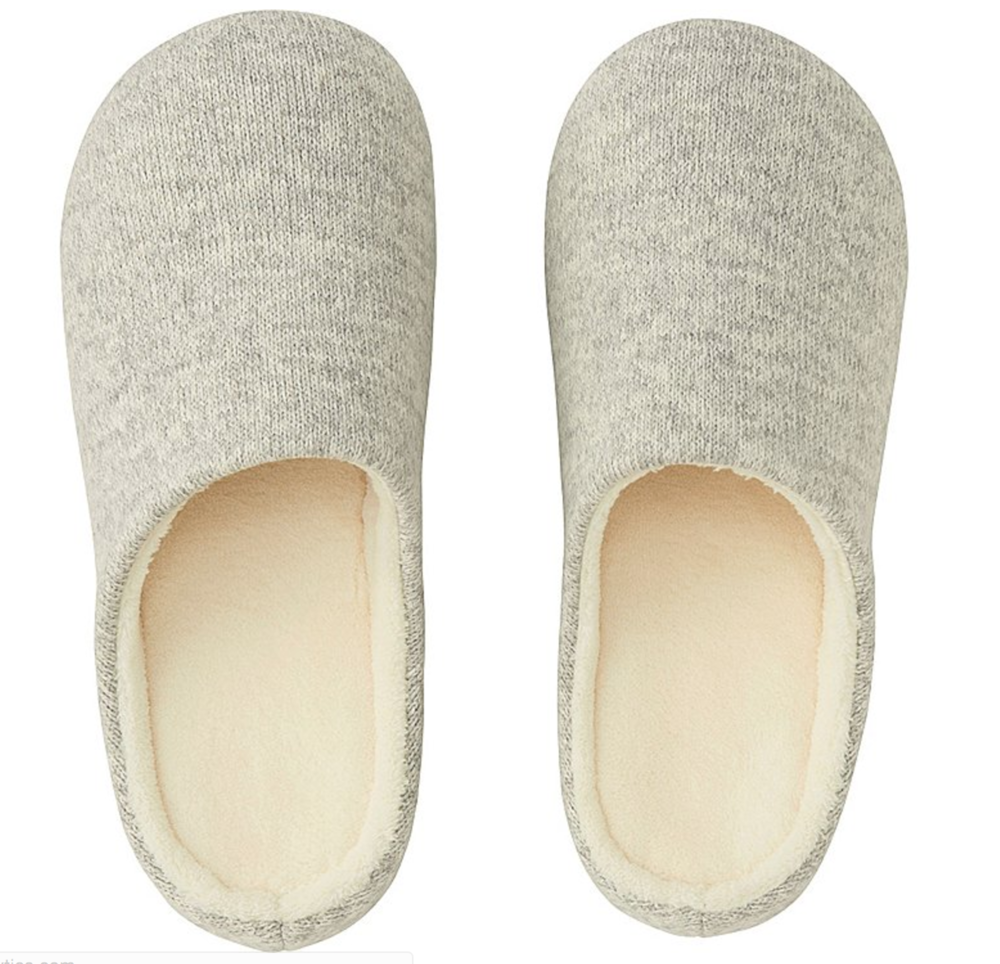 Fleece Room Shoes