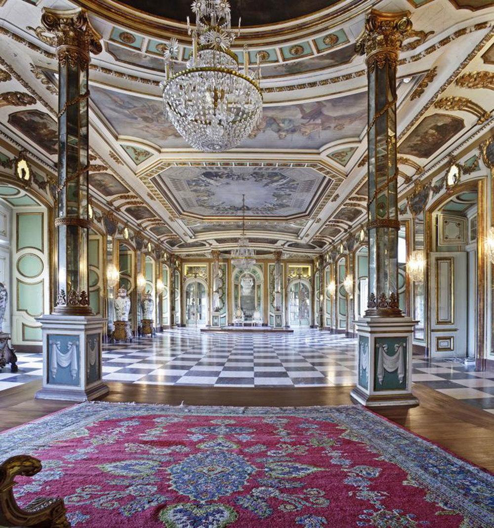 @ Palácio de Queluz (Parques de Sintra / Carlos Pombo)