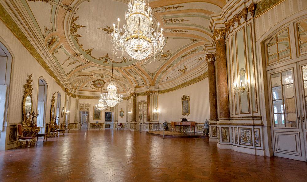 @ Palácio de Queluz (Parques de Sintra / Wilson Pereira)