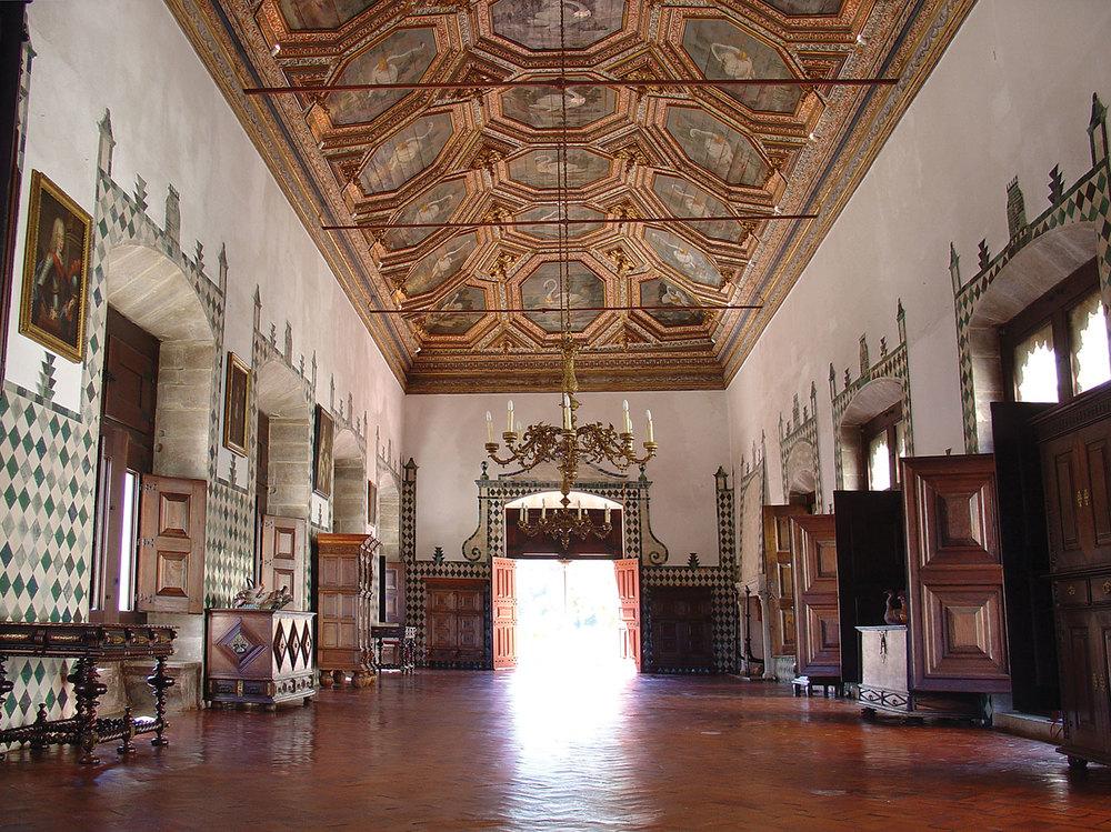 @ Palácio Nacional de Sintra (Parques de Sintra / Cláudio Marques)