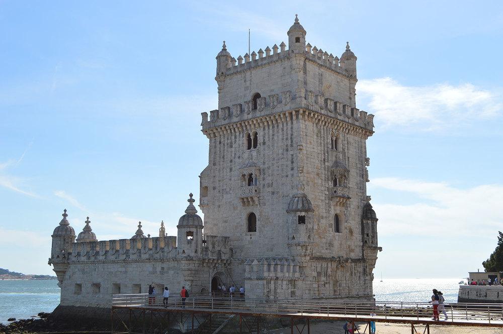 @ Torre de Belém