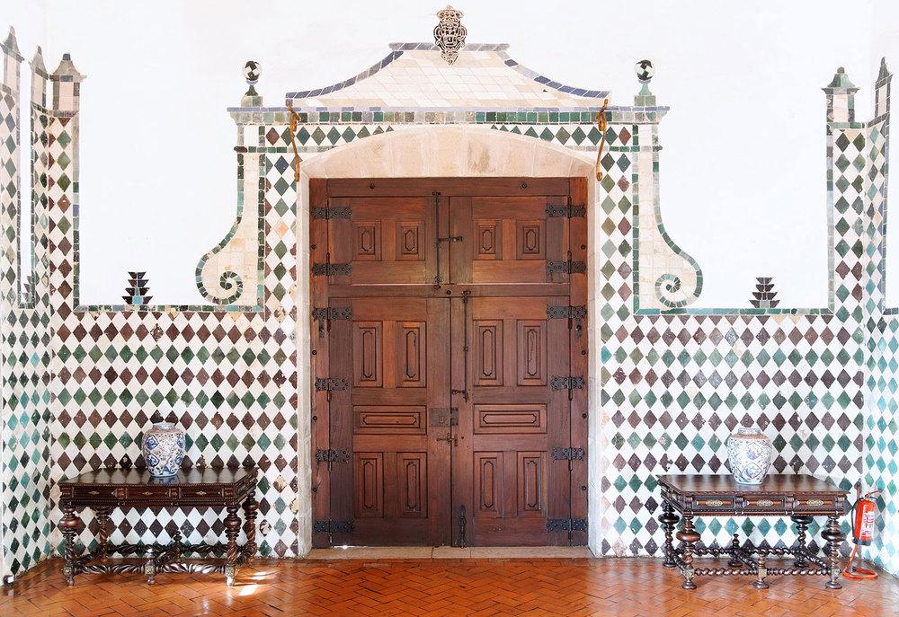 @ Palácio Nacional de Sintra (Parques de Sintra / Emigus)