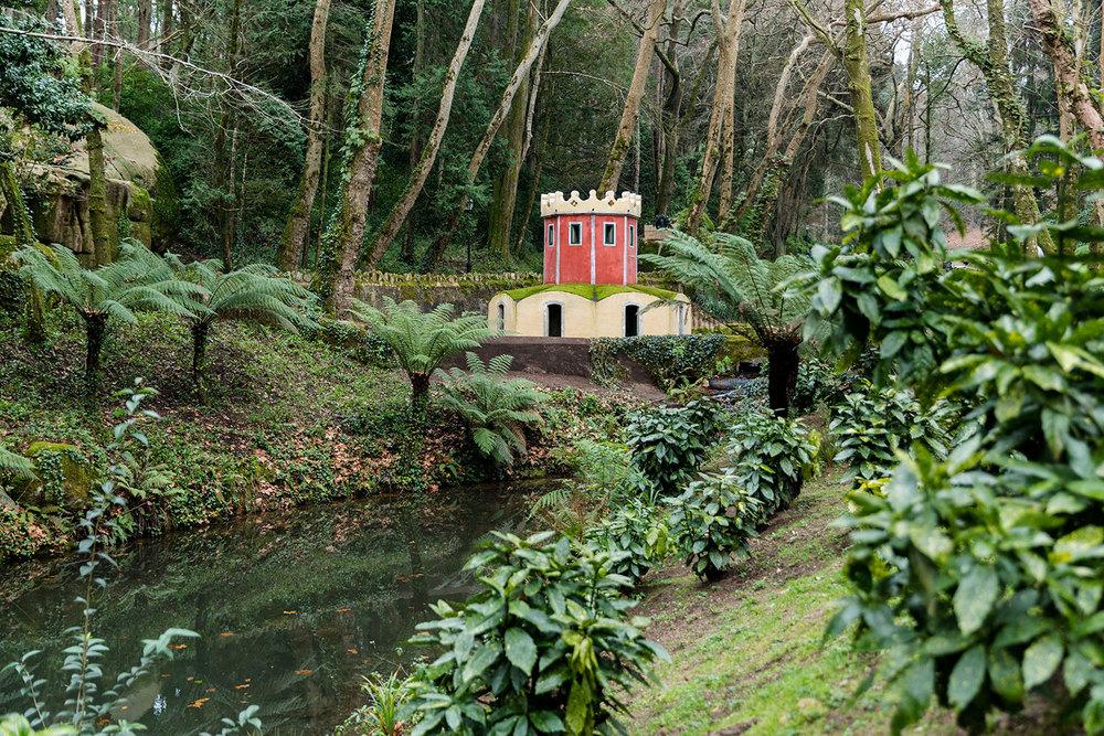 @ Palácio Nacional da Pena (Parques de Sintra / Wilson Pereira)