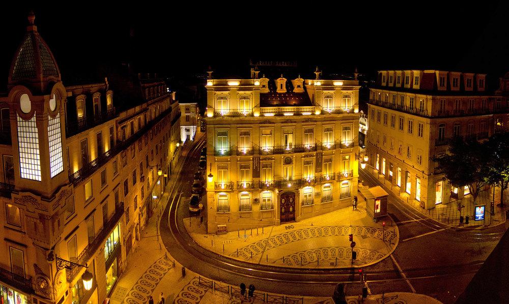 Lisboa por la Noche