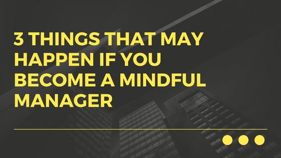 Mindful Manager