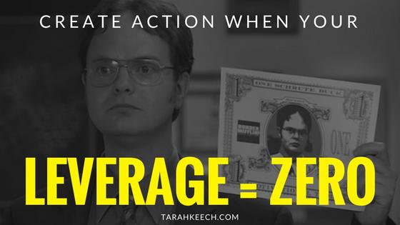 TarahKeech.com _CreateActionWhenLeverage=Zero