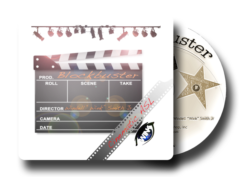 Click Here for the Blockbuster: Cinematic ASL CEUs Test. Cost: $10.00