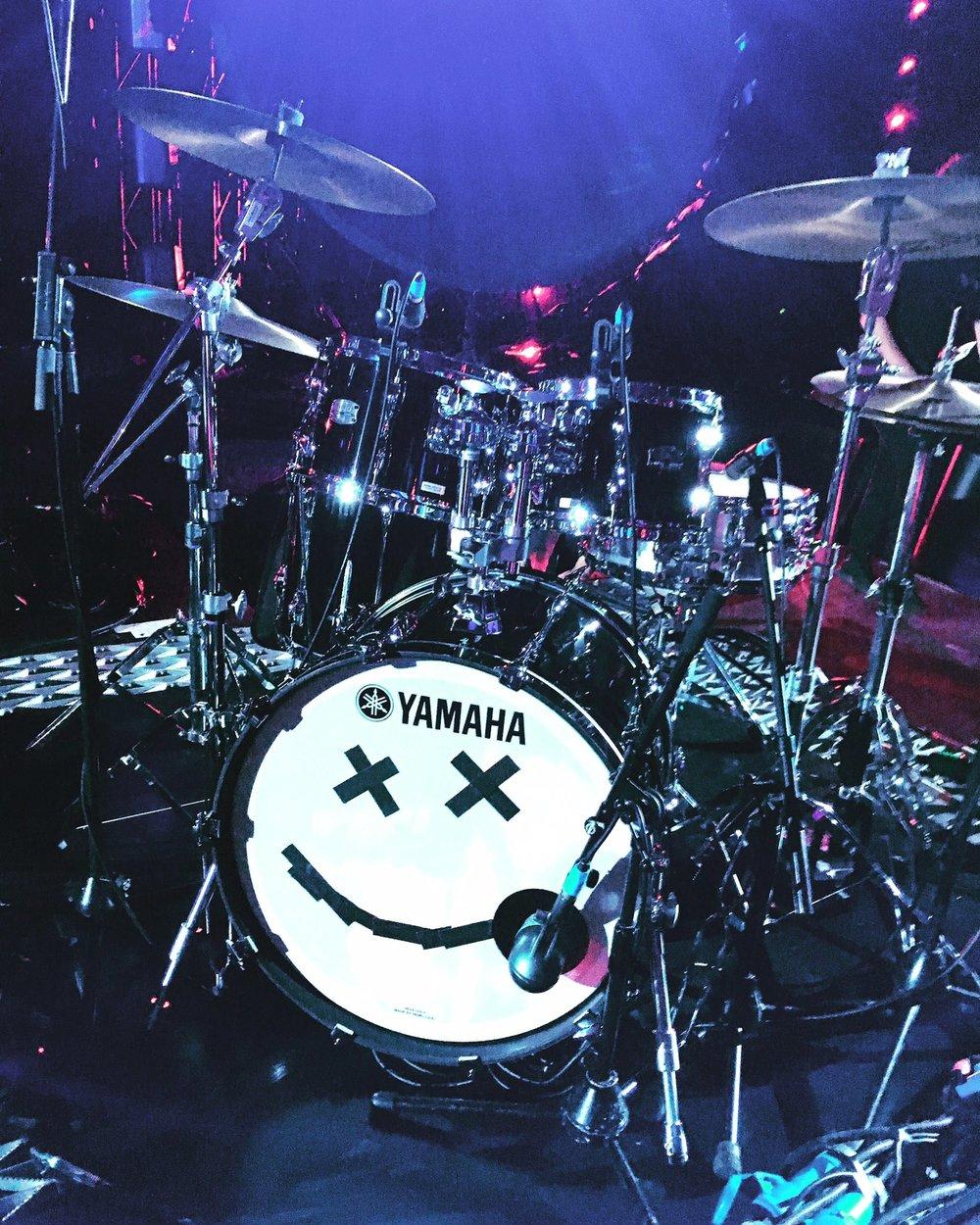 David Dyson @ percussionist