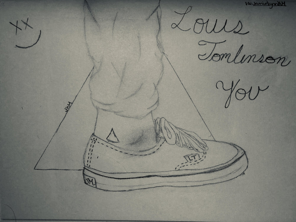6. Louis Tomlinson: You | Jamielynn
