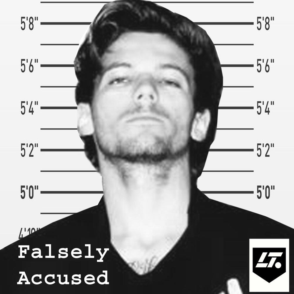 60. Falsely Accused | Tiffani