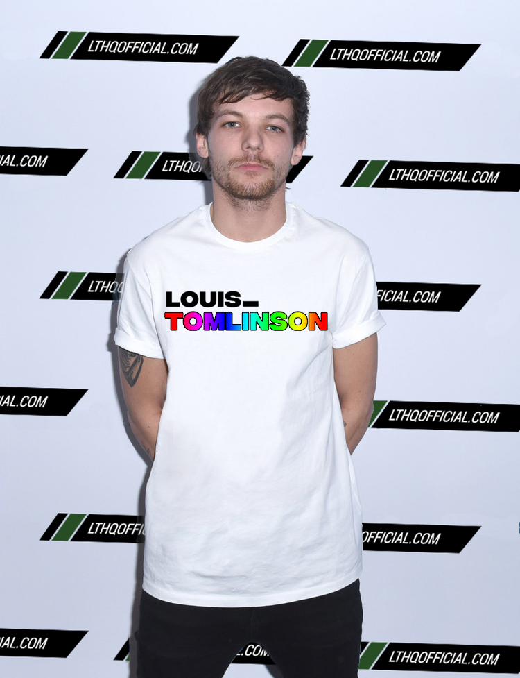 6. Rainbow Louis Tomlinson: UglyDuckling928