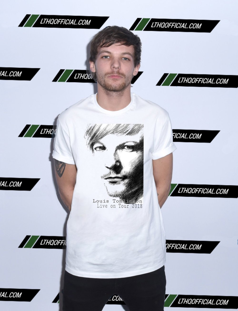 27. Louis on Tour: Whiteknightonasteed